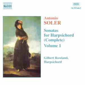 Antonio Soler, Gilbert Rowland - Sonatas For Harpsichord (Complete), Volume 1 download mp3 flac