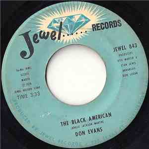 Don Evans  / The Black Americans - Black American / Battle Hymn Of The Republic download free