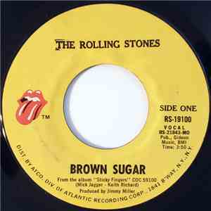 The Rolling Stones - Brown Sugar download mp3 flac